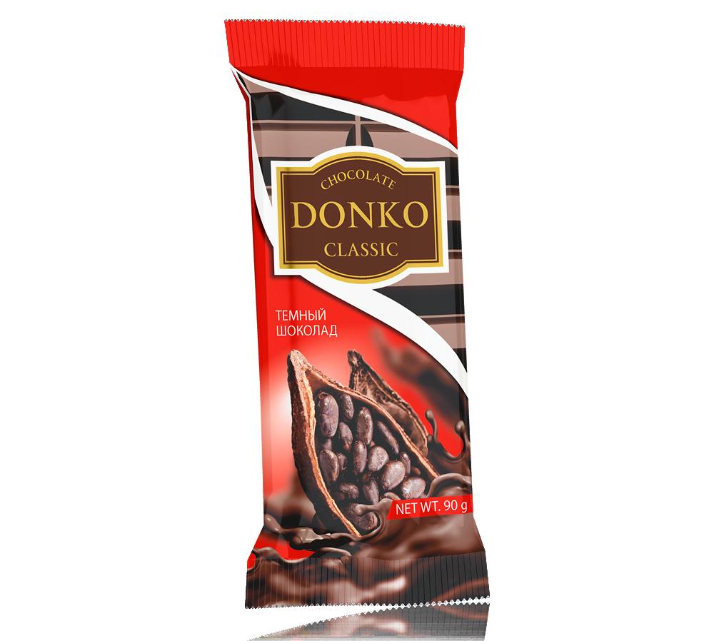 «Donko classic» темный»