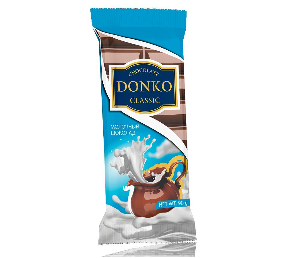 «Donko classic» молочный»